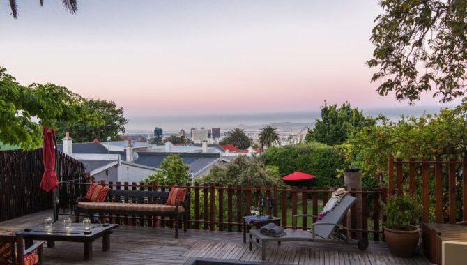 Rosedene Guesthouse Cape Town