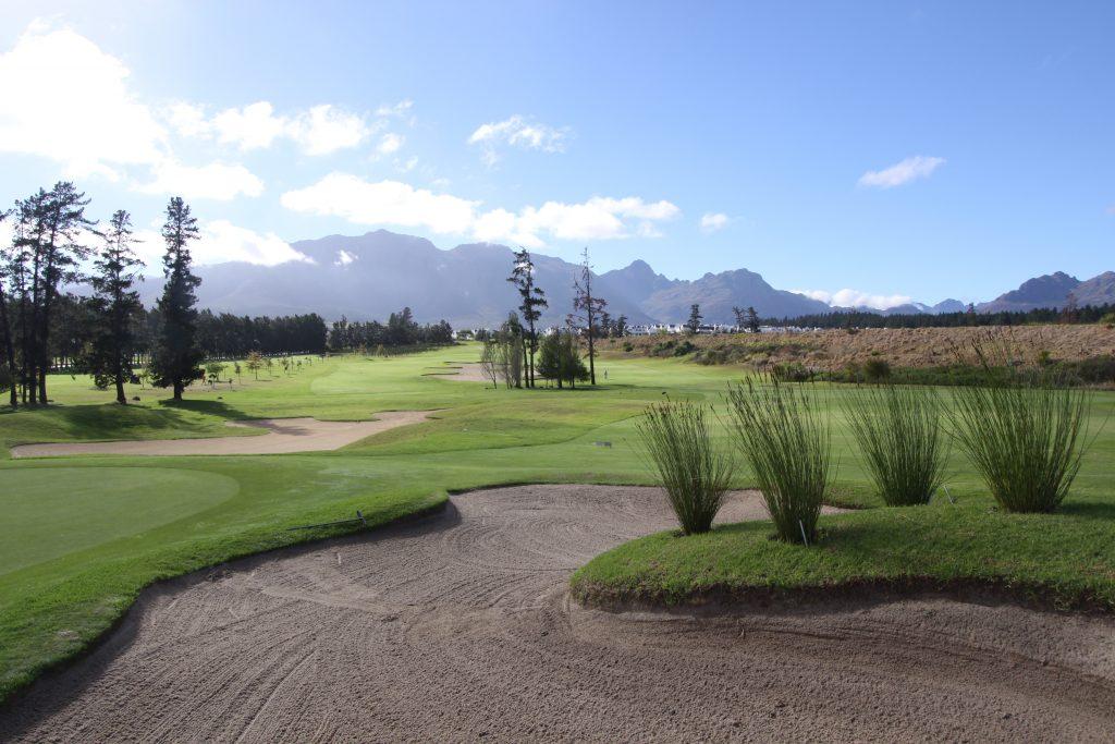 Golf i Sydafrika, Stellenbosch, vin