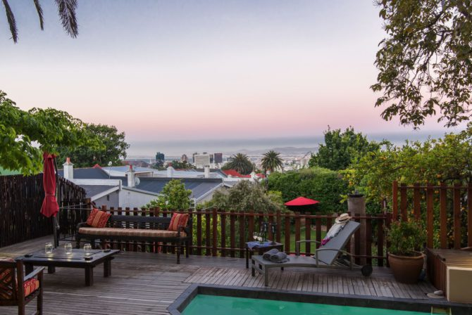 Rosedene Guesthouse Cape Town